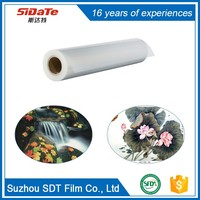 Clear Transparent Printing PET Film For