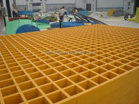 Marshine Factory Supply fibre glass grating fibreglass grating fibreglass sheet