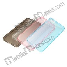 0.6mm Ultra-thin Full Protective Hard PC Case for iPhone 5/5S Transparent Cover