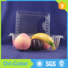 Factory customized plastic fruit package boxes