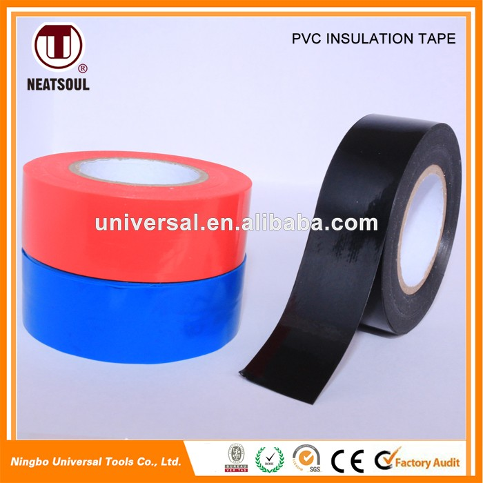 Jumbo roll available pvc elecrical tape