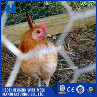 Chicken wire mesh fence Breeding fence Hexagonal wire netting