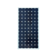 high efficiency mono 150w 160w 170w 180w amorphous silicon solar panel manufacturers for end users