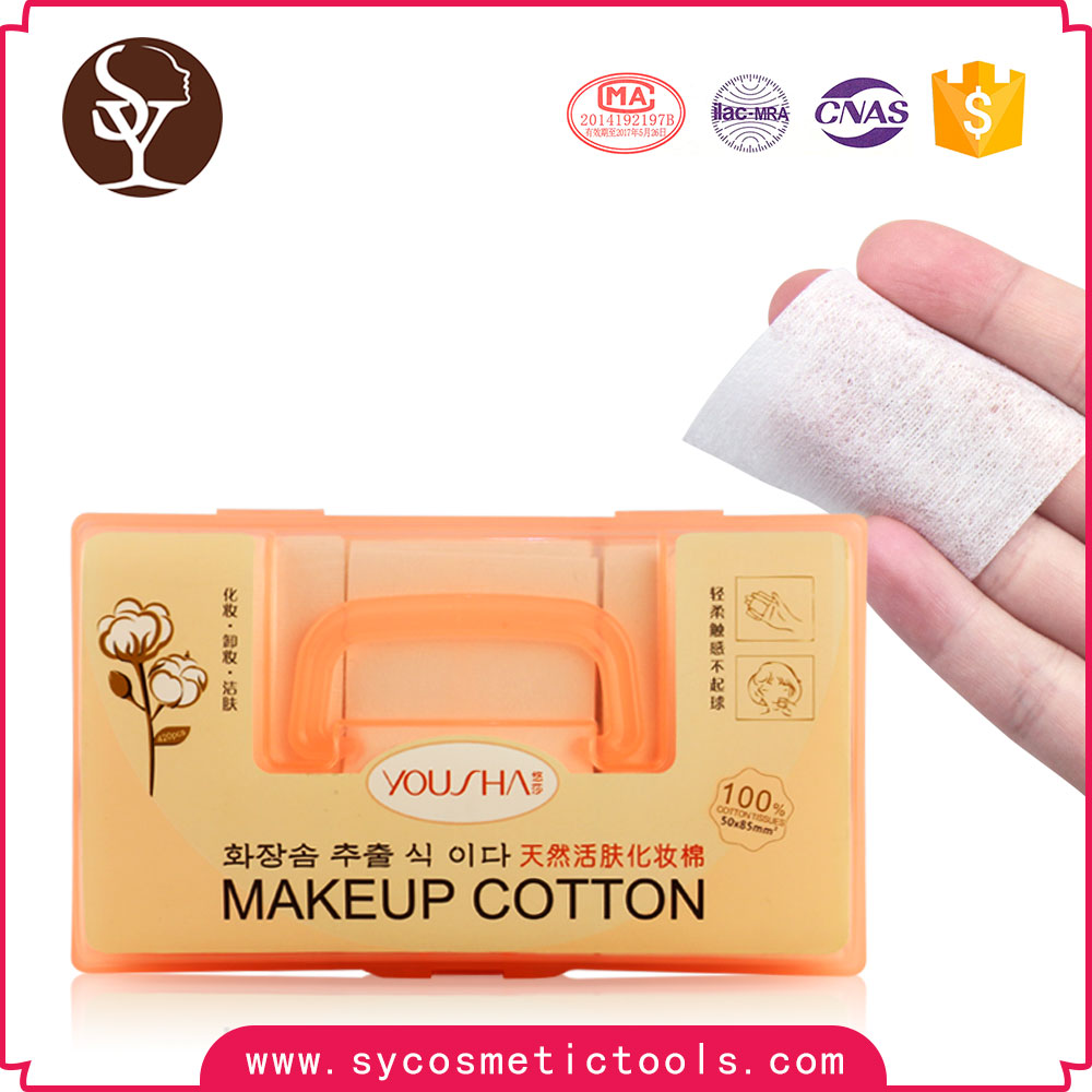 Guangzhou SY whisper cotton pad makeup cotton pad