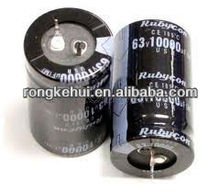 10000uf/0.01 Farad SCREW Capacitor B43564E2109M000 car audio grade electrolytic capacitors