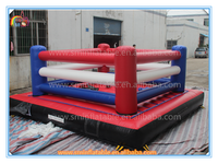 Funny inflatable fighting arena,inflatable sport boxing game,inflatable arena sport game for sale