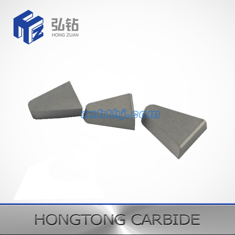 Cemented carbide wear parts Tungsten Cultivator Point