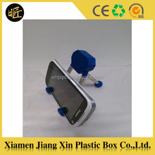 2015 plastic handle cardboard box for phone case tripod