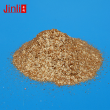 Cosmetic grade super shining gold mica pearl pigment powder for lipstick and soap from Chinese factory