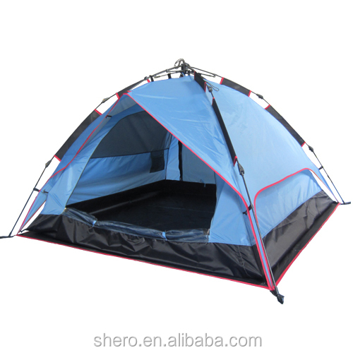 Portable outdoor 2 Person Waterproof Family Camping Tent Auto Beach tent