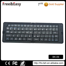 Mini Flexible Folding Wireless Bluetooth Android Keyboard