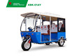Xingbang Open Body Type Beautiful Pattern Electric Tricycle with passenger seat