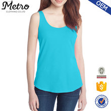 2016 cool spuer fine 100 cotton women tank top shirts wholesale
