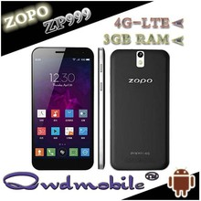 ZOPO ZP999 Smart Phone 4G LTE Android 4.4 Octa Core 1.7GHZ RAM 3GB ROM 32GB ZOPO Smart Phone