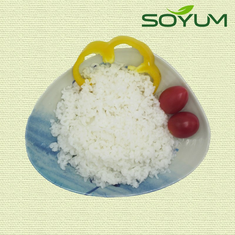 No fat no suger healthy konjac white rice