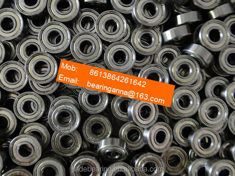 625zz bearing chrome steel / carbon steel bearing 625zz 626zz