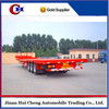 Supplier Direct Factory 40ft Flatbed Trailer