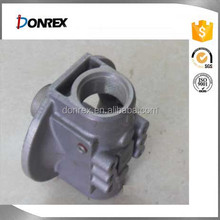 ISO 9001: 2008 OEM produce cast iron die casting with painting