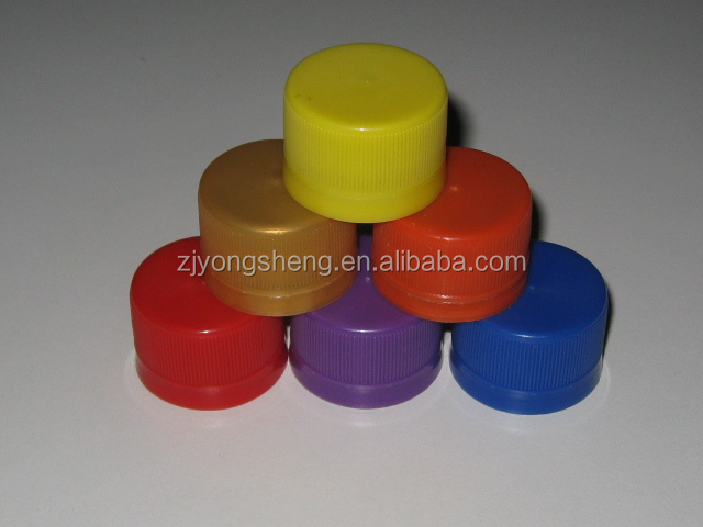 28mm bottle cap non-spill lids plastic closures