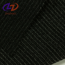 Black 90% Polyester 10% Cotton Stripe Cotton Fabrics