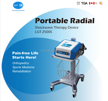 extracorporeal shock wave therapy equipment/PowerShocker LGT-2500S with CE certificate