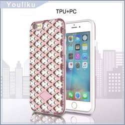 Soft tpu tough pc hybrid case brand new bottom case for asus x53u,for iphone hard case with package