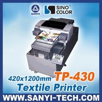 TP-430 China Digital T Shirt Plotter
