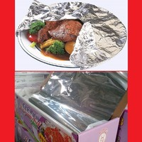 small aluminium foil food container roll and sheet price