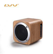 New wooden speaker is bluetooth speaker wood from portable wooden bluetooth speaker factory