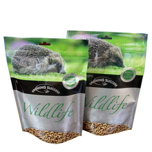 laminated material plastic bag with zipper/ziplock bag with design/stand up pouch for wildlife