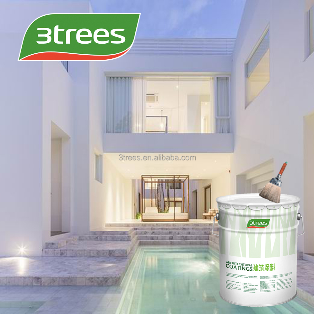 3TREES Waterproof coating material For bathroom exterior wall