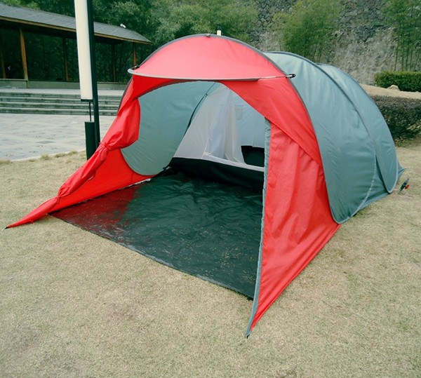 Wholesale Large Outdoor Family European Camping Tent