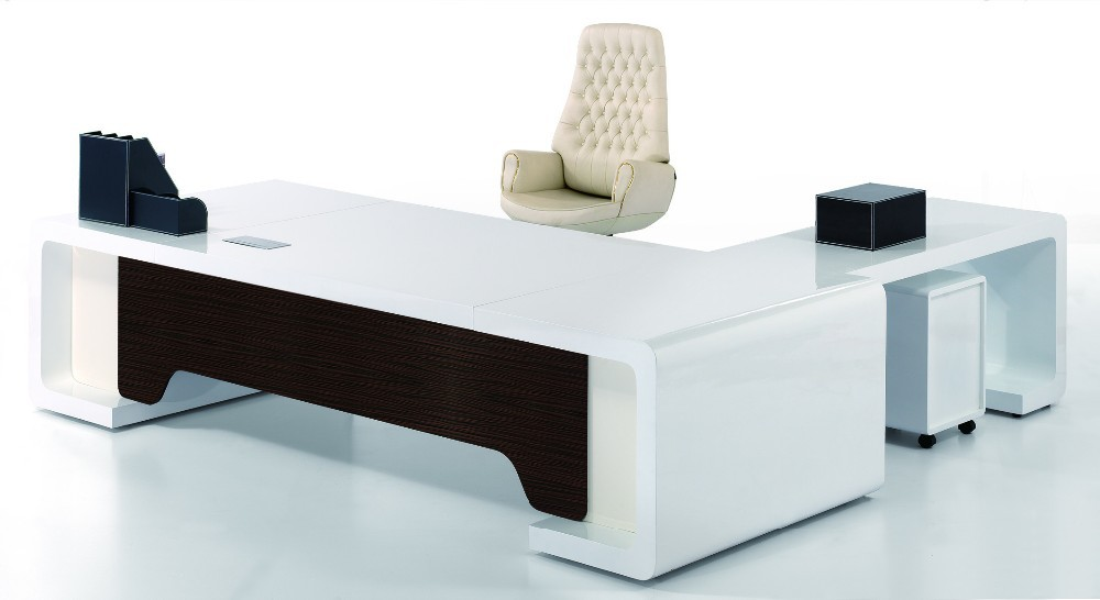 ikea linnmon white office desk table glossy luxury home furniture designs for sale