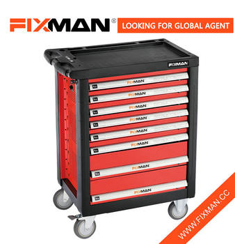 FIXMAN 8-Drawer tools snapon