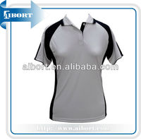 High Quality and Stylish Design Ladies Cool Dry Polo T-shirt,Australia polo shirts for cheap