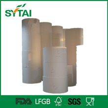Paper cup raw material single pe coated paper roll
