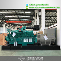 Powered by Cummins engine KTA50-G3 generator 60hz 1200kw 1500kva diesel genset for sale