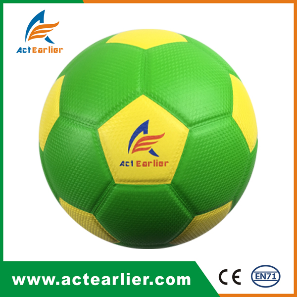 2018 world cup ball leather material high quality thermal bonded soccer ball customized lamination football futbal
