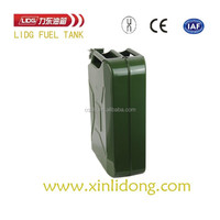 20L steel fuel jerry can