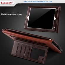 Manufacturer Really Leather Smart Cover For Apple iPad,Tablet Case For iPad Air/Pro with With Lanyard