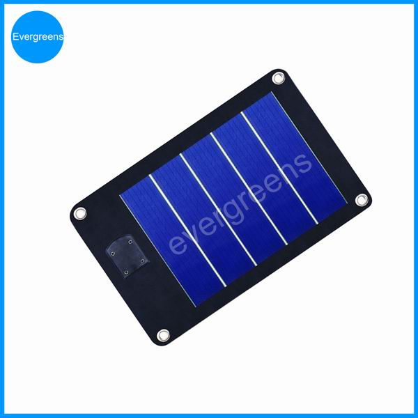 folding amorphous solar charger , 5v 500ma mini solar panel
