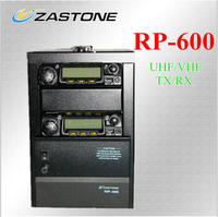 long distance transmit powerful Zastone RP-600 Repeater UHF/VHF optional enhance talk distance repeater