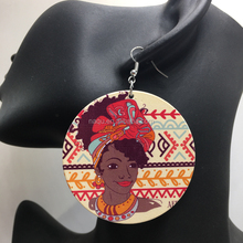 Wooden Earrings African American Gifts Wholesale