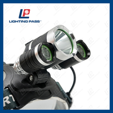 10W led light T6 head lamp led for bicycle outdoor sport fish runnuing