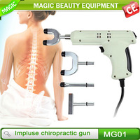 physical therapy chiropractic adjusting machine