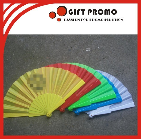 Printed Wholesales Foldable Hand Fans
