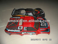 OEM design Vacuum formed Thermoforming toy car body shell