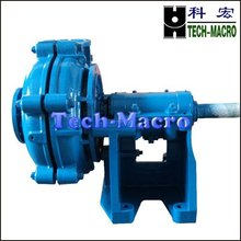 Heavy duty centrifugal industrial mining water slurry pump series KA(R)