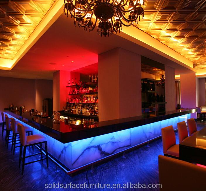 Modern Bar Counter Design Home Design Ideas