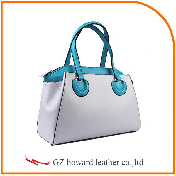 Popular Western Style ladies PU Leather Shoulder Bag Women Handbag